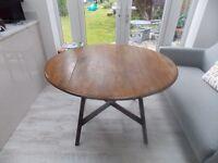 Ercol Table drop- leaf