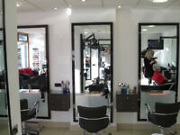 Treatment Room available to Rent above Hair Salon on busy Robin Hood Island in Hall Green Birmingham