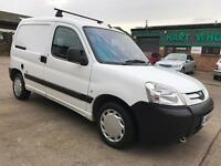 2008 Peugeot Partner 1.6 Diesel Manual