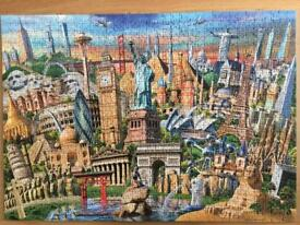 5 Good Quality Puzzles (4 Ravensburger)