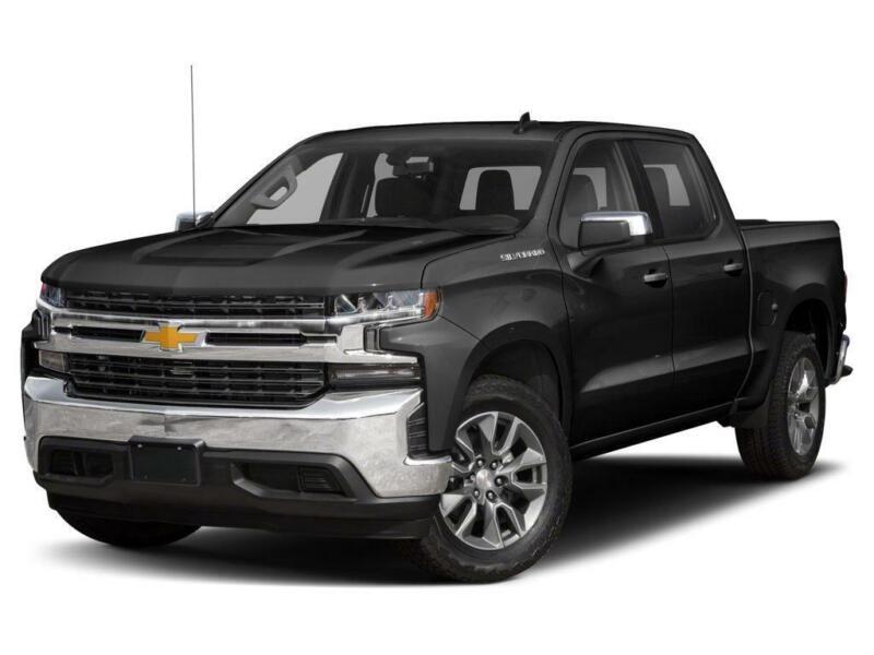 2021 Chevrolet Silverado 1500 Custom Trail Boss | Cars ...