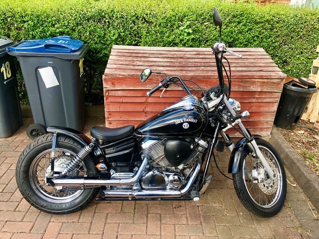Yamaha Dragstar XVS 250cc