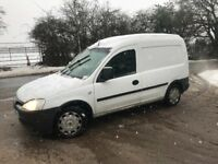 2007 vauxhall combo tidy van drives good as should also has new mot ideal for work £575 ono.