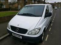 mercedes vito long panel