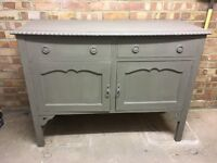 Shabby chic sideboard/ cabinet