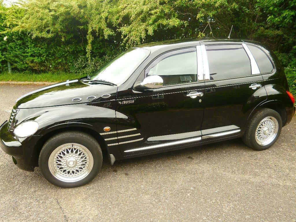 chrysler pt cruiser 2 2 crd touring 55 plate 85k diesel. Black Bedroom Furniture Sets. Home Design Ideas