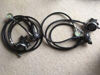ScubaPro MK17 G260 Twinset/sidemount regs