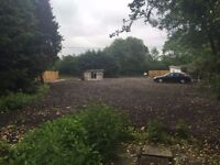 Land/yard to rent oxford 3 miles from Oxford train station