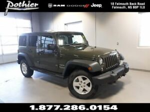 2015 Jeep WRANGLER UNLIMITED Sport | HEATED MIRRORS | KEYLESS |