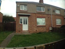 3 Bed Semi - Ferryhill - Housing Benefit Accepted