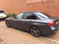 BMW 320D M AUTO M SPORT EXCELLENT CONDITION- FULL DEALERSHIP HISTORY