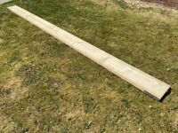 New Scaffolding Board (3.9m) x 2