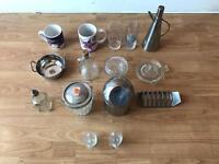 Kitchen job lot