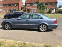 For Sale Mercedes E270 quick sale car drives but still need some Repairs
