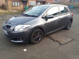 Toyota Auris 2009 - 9 Month MOT - ONLY 2 previous Owner - Great Condition