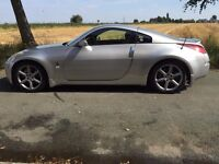 Nissan 350Z 3.5 V6 2dr (import) New engine