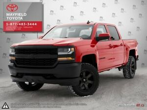 "2017 Chevrolet Silverado 1500 2LT NEW 4"" READY LIFT 20"" RIMS"