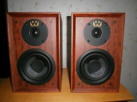 Wharfedale Denton 80th Anniversary Speakers. Boxed.