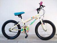 "(3002) 18"" APOLLO WOODLAND CHARM Girls Kids Childs Bike Bicycle Age: 5-7, Height: 110-125 cm"