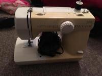 Sewing machine vintage model cu27.