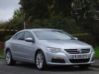 Volkswagen CC 2.0 TDI CR 4dr£4,499 p/x welcome 2 OWNERS,LOVELY CAR,MINT CON