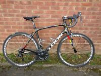 Look 765 UPGRADED Full Carbon Road Bike Ultegra 2017 size 53cm
