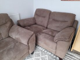 SCS Titan 2 X 2 seater sofas for sale