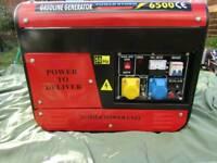 PowerStorm 6500 Ct1900 Generator
