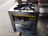 CATERING COMMERCIAL NATURAL GAS STOVE CAFE KEBAB CHICKEN RESTAURANT TAKE AWAY SHOP KITCHEN