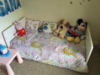 Mamas&Papas cot bed & mattress