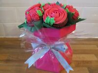 Valentines Day......Need Inspiration?. Cupcake Bouquet!