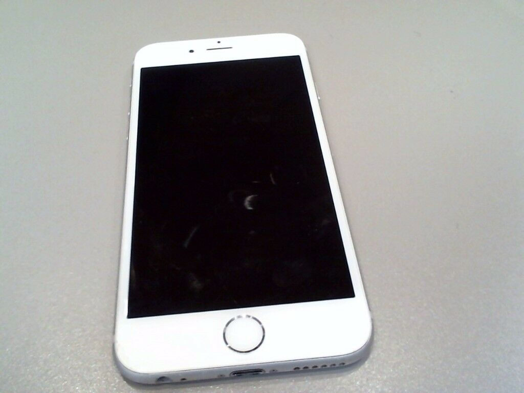 IPHONE 6, 16GB, O2 NETWORK, FULL 6 MONTHS WARRANTY