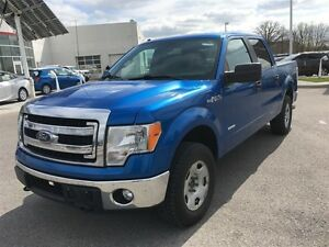 2014 Ford F-150 XLT, Nicely Equipped, Economical and Powerful Ec
