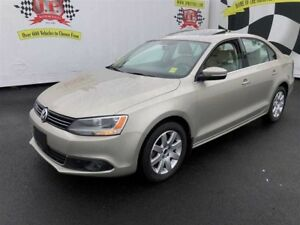 2013 Volkswagen Jetta TDI, Manual, Leather, Sunroof, Diesel, 70,
