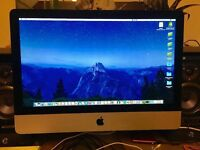 "21.5 "" iMac for Sale (incl. 2 years remaining warranty, plus John Lewis Aftercare)"