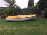 Twelve foot Boat