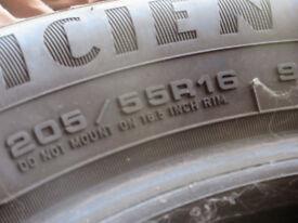 Good Year car tyre