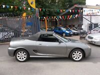 MG TF 1.6 2dr 115 BHP 16V GREAT SUMMER TIME FUN SPORTS