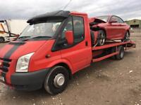 CAR RECOVERY TRANSPORT COLLECTION DELIVERY SERVICE BIRMINGHAM