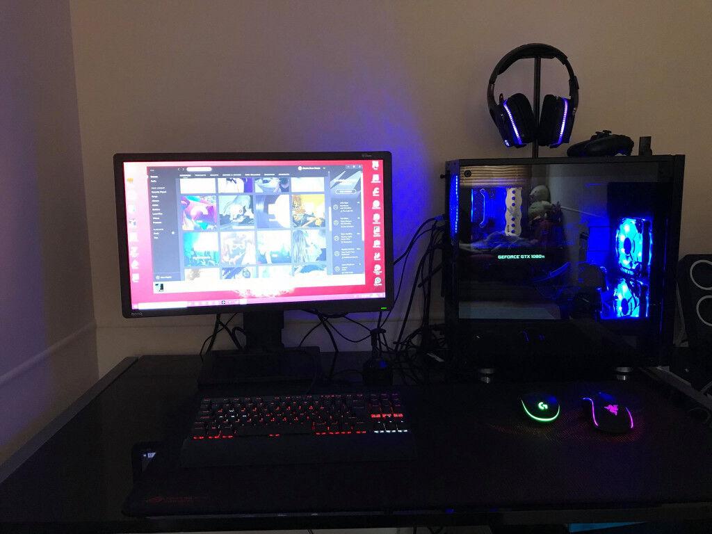 Benq XL2730 pro gaming monitor  As new, 144hz, 1m, 2k