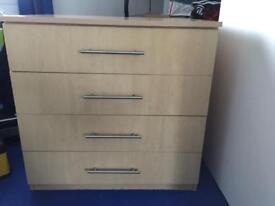 Chest of drawers- pine