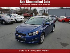 2013 Chevrolet Sonic Auto  ($39 weekly, 0 down, all-in, OAC)