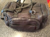 Bag Collection Privee in leather as new was £390 only £45!!!! 45x25x30 cm