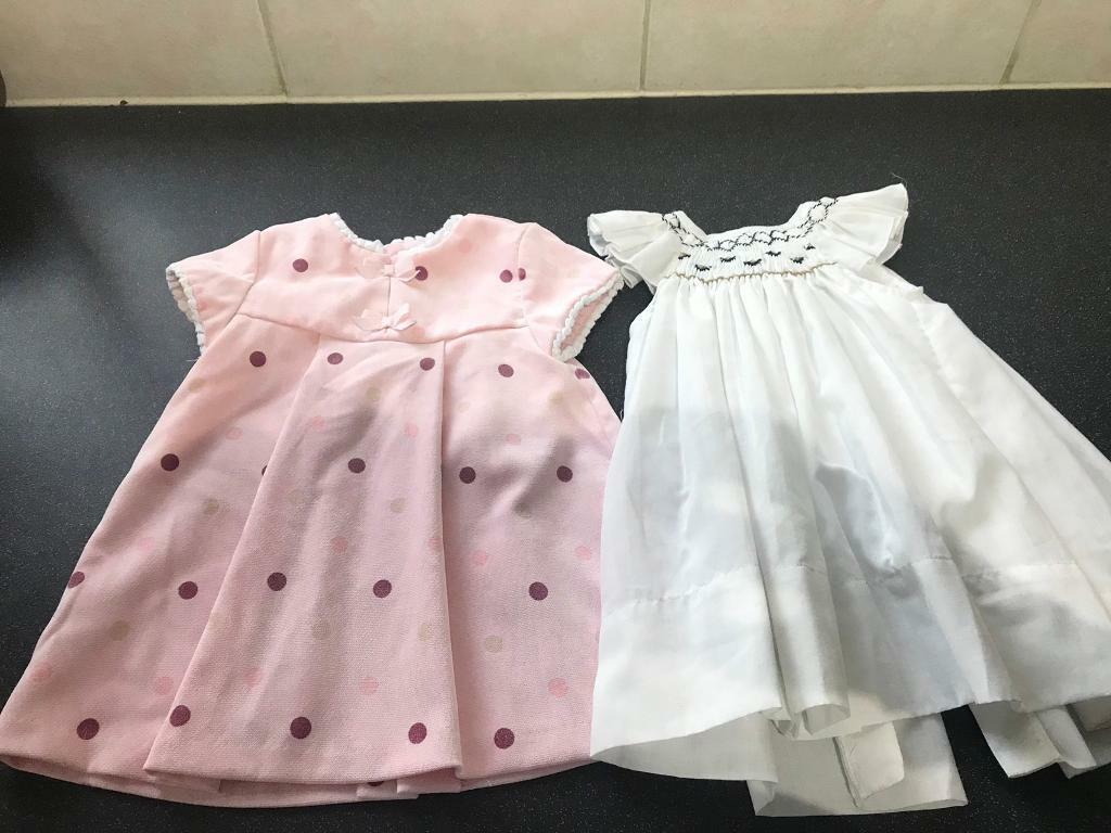 b5540175b2ed Girls designer clothes 12-18months