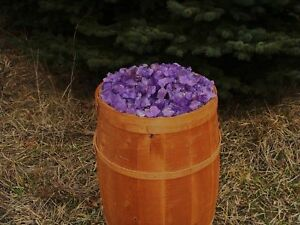 500 Carat Lots of Unsearched Natural Amethyst Rough + FREE Faceted Gemstone