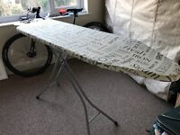 Ironing board AS NEW