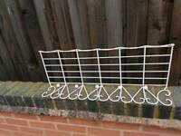 Retro vintage 50s coat rack/ shelf