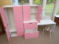 Childrens Ikea Furniture, ideal for a little princess