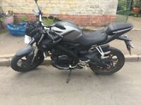 Yamaha mt 125 matt grey 2014 ASAP
