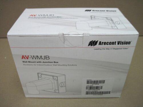 Arecont Vision AV-WMJB Wall Mount w/ Junction Box